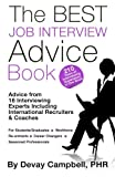 img - for The BEST Job Interview Advice Book book / textbook / text book