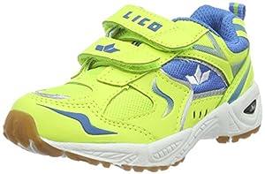 Lico Bob V, Chaussures de Fitness Mixte Enfant, Jaune (Gelb/Blau), 33 EU