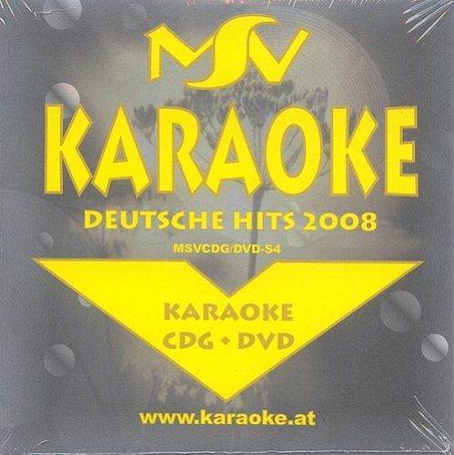 Jason Mraz - Deutsche Hits 2008 Karaoke [DVD-AUDIO] - Zortam Music