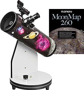 """Orion FunScope Astro Dazzle 4.5"""" Reflector Telescope"""