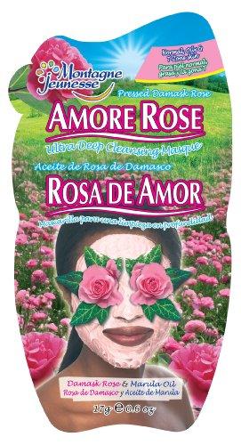 Montagne Jeunesse Amore Rose Face Mask
