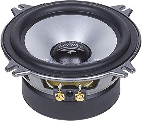 AUDIO sYSTEM eX 130 dUST aUDIO sYSTEM haut-parleur basse-médium/paire)