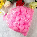 """Ifavor123 24pcs Floating Candles for Wedding Party Favor Unscented Floater Disc (White, 3"""")"""