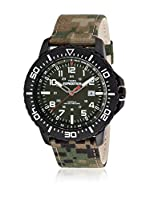 TIMEX Reloj de cuarzo Man Expedition Uplander Verde / Verde 44 mm
