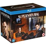 Supernatural - Season 1 - 2 - 3 - 4 -...