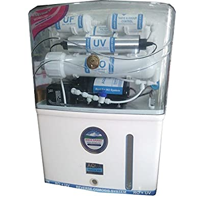 Aqua Grand+ 10 Liter RO+UV Water Purifier