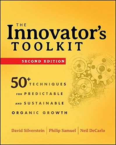 The Innovator's Toolkit: 50+ Techniques for Predictable and Sustainable Organic Growth (Organic Growth compare prices)