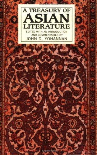 A Treasury of Asian Literature: Arabia, India, China, and...