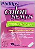 Phillips' Colon Health Probiotic Capsules, 30-Count Bottle