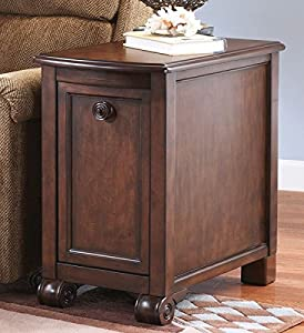 Chairside End Table By Ashley Furniture Set Of 2 Kitchen