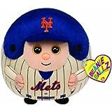 Ty Beanie Ballz MLB New York Mets Plush