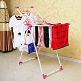 Fully Assembled Folding Collapsible Clothes Laundry Indoor Dryer Drying Rack (Maximum Load 40 Kgs)
