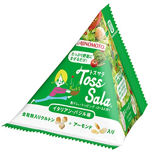 味の素 Toss Sala イタリアン・バジル味 23.7g×10個
