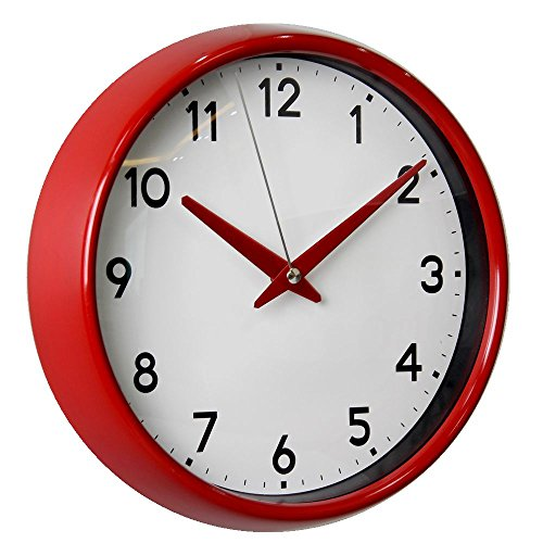 beautiful-retro-wall-clock-camber-surface-with-bright-colors-by-cuku-red