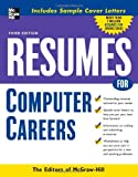 img - for Resumes for Computer Careers (McGraw-Hill Professional Resumes) book / textbook / text book