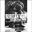 The Korean War Audiobook by Max Hastings Narrated by Frederick Davidson