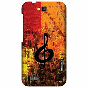 Printland Designer Back Cover for Honor Holly Hol-U19 - Flashy Case Cover