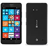 "Microsoft Nokia Lumia 640 LTE RM-1072 8GB 5"" Unlocked GSM Windows 8MP Camera Smartphone - Black - International Version No Warranty"