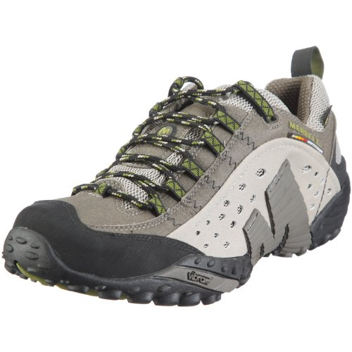 Merrell Men's Intercept GTX J75433 Sports Shoes - Outdoors Grey EU 43.5
