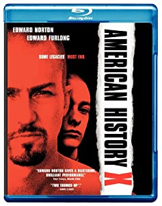 "Cover of ""American History X [Blu-ray]"""
