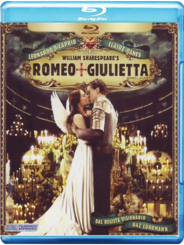 Romeo+Giulietta [Blu-ray] [IT Import]