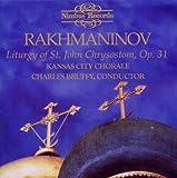 Sergey Rachmaninov: Liturgy Of St. John Chrysostom, Op. 31