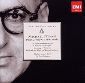 Nyman Peter Greenaway Film Music - British Composers from EMI Classics