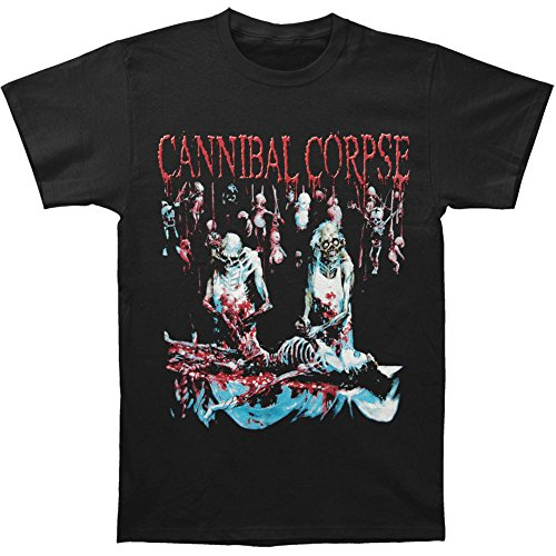 Cannibal Corpse Men's Butchered At Birth T-shirt XX-Large Black (Butchered compare prices)