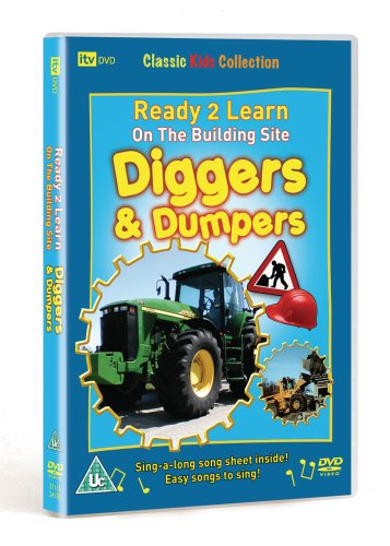 Ready 2 Learn:  Diggers And Dumpers [DVD]