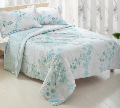 Ye-Ye Love Cotton Summer Comforter (Queen Size) front-226409