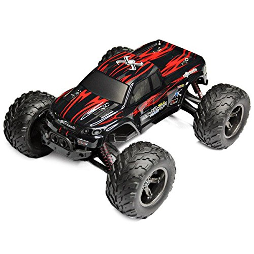 SmartLife 9115 Same Version GPTOYS S911 1 / 12 Scale Supersonic Explorer Monster 2.4G RC Truck Car Toy with 2 - Wheel Driven Electric Racing Truggy (Rc Monster Truck With Camera compare prices)
