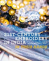 Free 21st Century Embroidery in India: In Their Hands Ebook & PDF Download