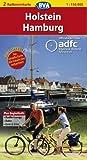 ADFC Radtourenkarten : Holstein/Hamburg