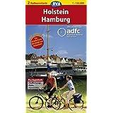 """ADFC Radtourenkarten : Holstein/Hamburgvon """"ADFC"""""""