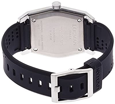 LOCMAN watch stealth classic Quartz Men's 0201 020100AGFBK1SIK Men