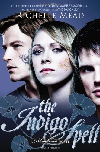Image of The Indigo Spell: A Bloodlines Novel