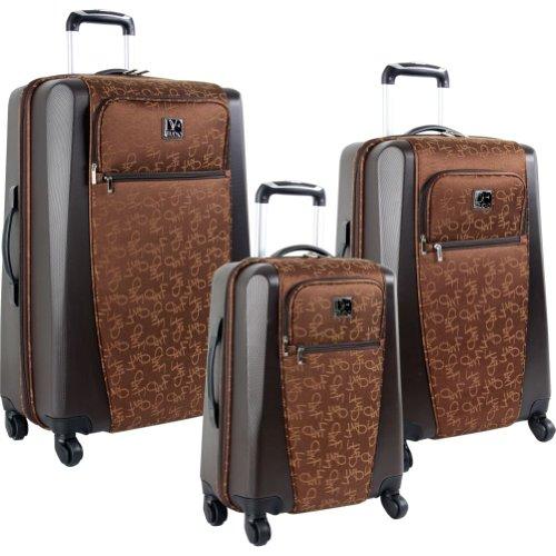 Diane Von Furstenberg Luggage Signature