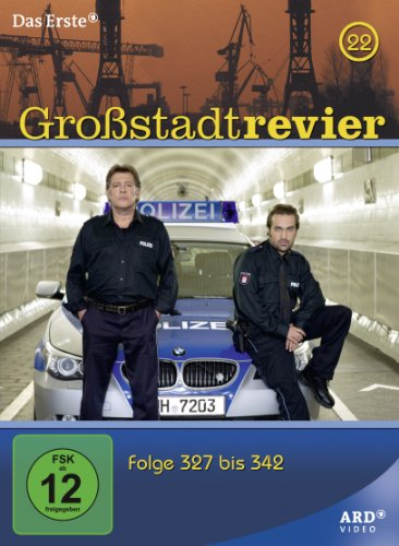 Großstadtrevier - Box 22/Folge 327-342 [5 DVDs]