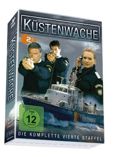 Küstenwache - Die komplette vierte Staffel (3DVDs)