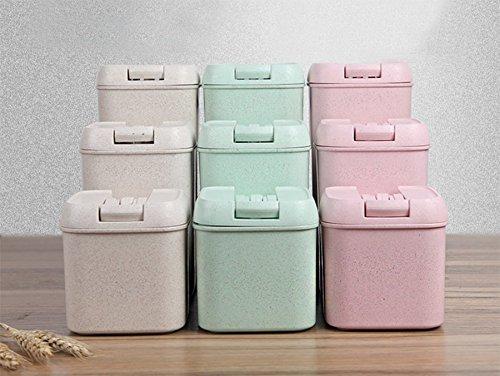 home-organizer Tech 3pièces hermétique de boîte de rangement en plastique, Récipient pour aliments sous vide Joint de couvercle