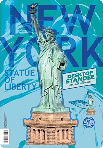 Aquarius Statue of Liberty Desk Top Standee - 1