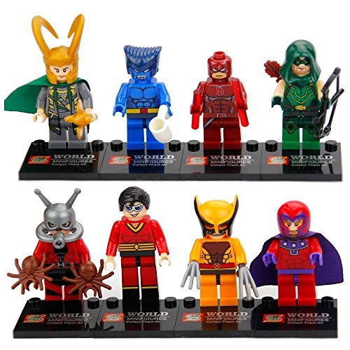 Batman Lego Ant