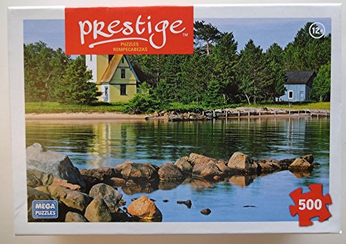 Prestige Puzzle - Morning light Bette Grise Lighthouse 500 piece