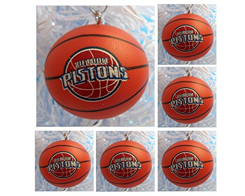 Detroit Pistons Christmas Ornament Christmas Pistons