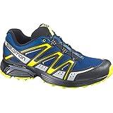 Salomon XT Hornet Trail Running Shoes, Men's  (Gentiane/Black/Gecko Green)