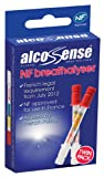 Alcosense ALCNFTWIN French NF Approved Breathalyser - Twin Pack