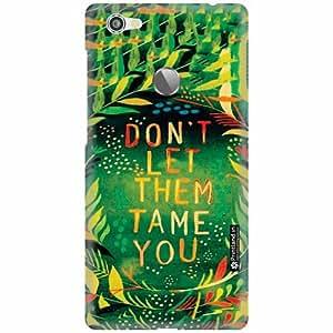 Printland Back Cover For Letv Le 1S - Tame Designer Cases