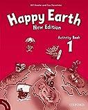 Happy Earth : Activity Book 1 (1Cédérom)