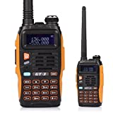 BaoFeng GT-3 Transceiver 65-108 MHz Dual-Band Two-Way Radio