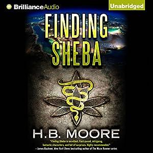 Finding Sheba Audiobook